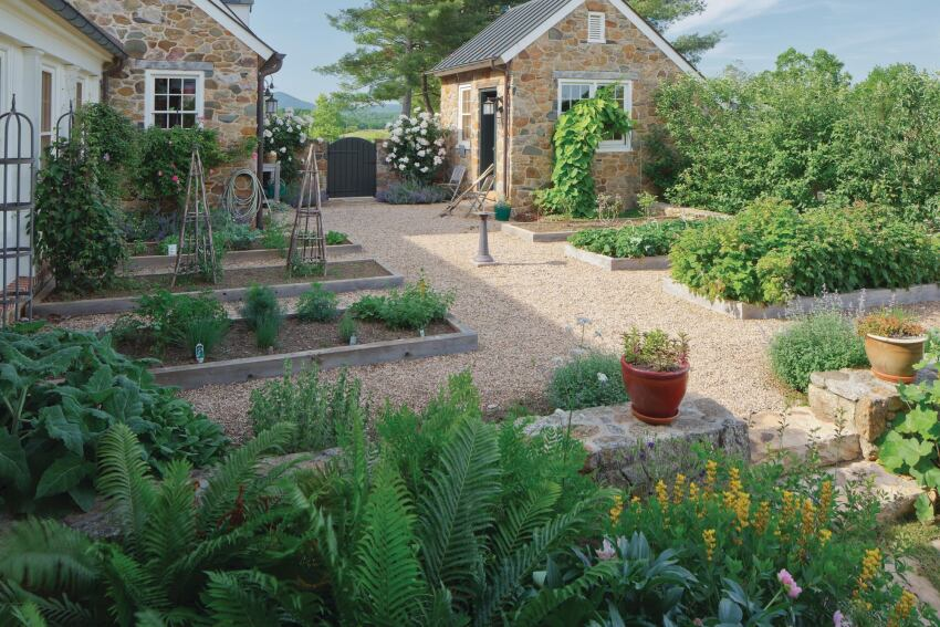 Kitchen Gardens Gain Popularity With Custom Home Clients