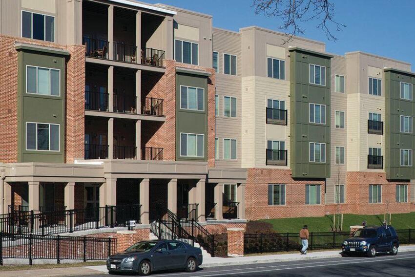 Enterprise Homes Transforms Vacant Lot into Seniors Housing