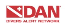 Divers Alert Network (DAN) Logo