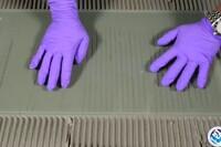 Troweling Tile Adhesives