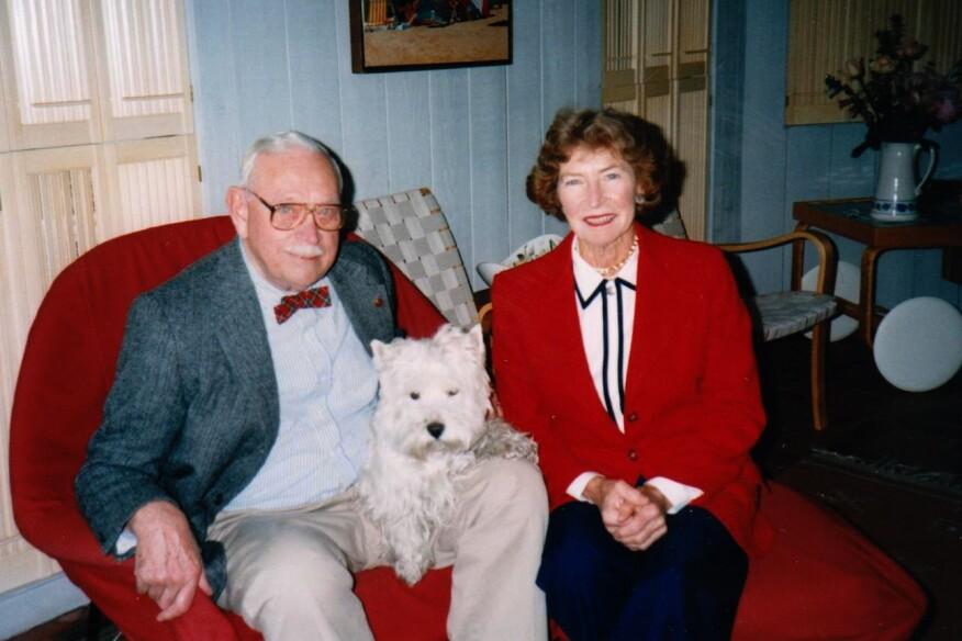 Alfred Lewis Aydelott and Hope Galloway Aydelott
