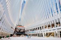 Calatrava's Transportation Hub Finally Takes Flight