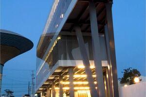 Fitness Center in Villahermosa, Tabasco Mexico by Mario Bolivar Study of Architecture.