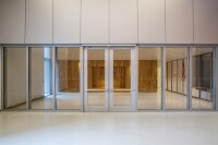 Fire Resistive, Blast-Rated Glass Walls Provide Vision, Transparency and Protection to High-Security Facilities
