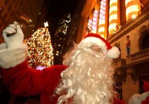 A Santa bells bail-out.