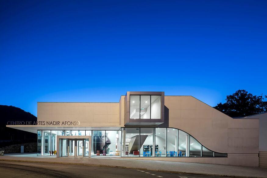 Centro de Artes Nadir Alfonso, designed by Louise Braverman, Architect.