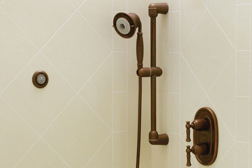 Divert Attention: American Standard's Two-Handle Thermostatic Shower Valves