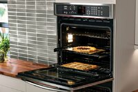 GE Wall Ovens Cook With Convection, Connection