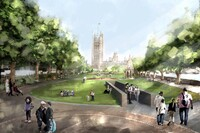 National Holocaust Memorial and Learning Centre (Foster + Partners and Michal Rovner)