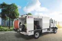 Sewer Cleaning Jetter