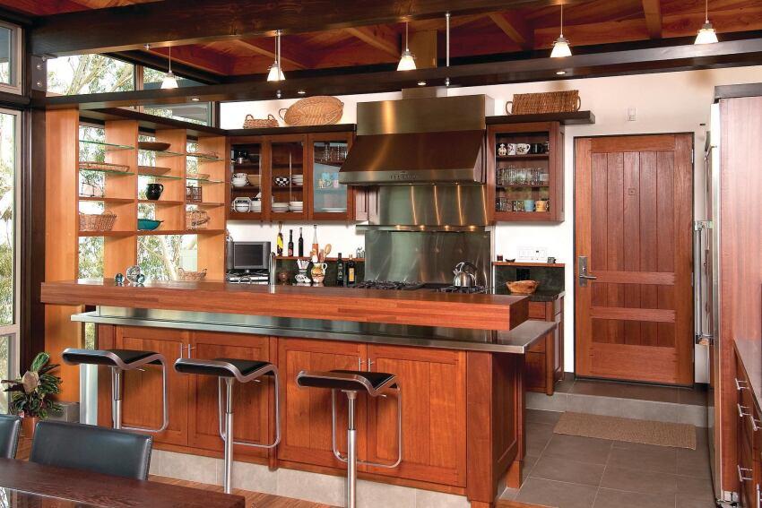 1024 Glen Oaks Kitchen