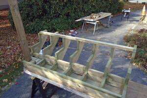 Prefabricated Stair-Stringer Kits