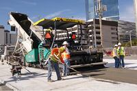 Roller-Compacted Concrete Live at WOC 2014