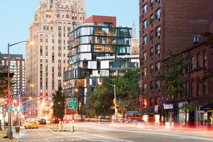 One Jackson Square, New York