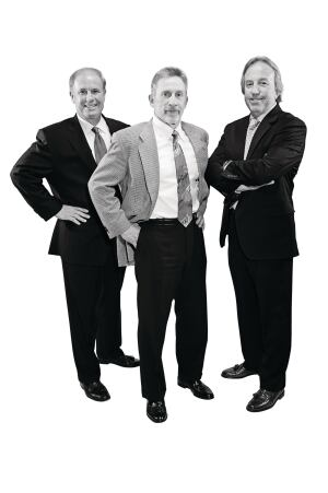 Left to Right: Stephen Brooks, Joseph Pusateri, Ralph Cataldo