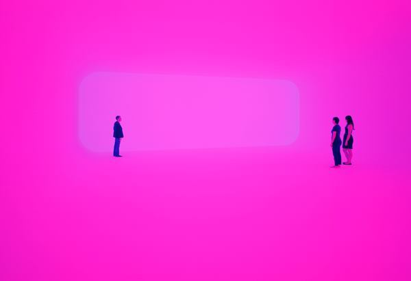 James Turrell, Breathing Light, 2013.