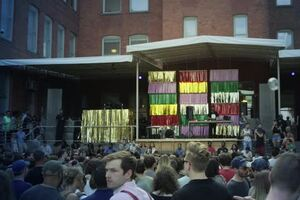 Inside MoMA PS1's Warm Up 2016