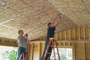 Scissors Trusses and Home Performance