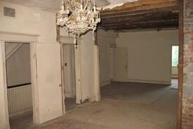 Flemish Revival Master Bath