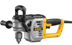 First Test: DeWalt Right-Angle Drill