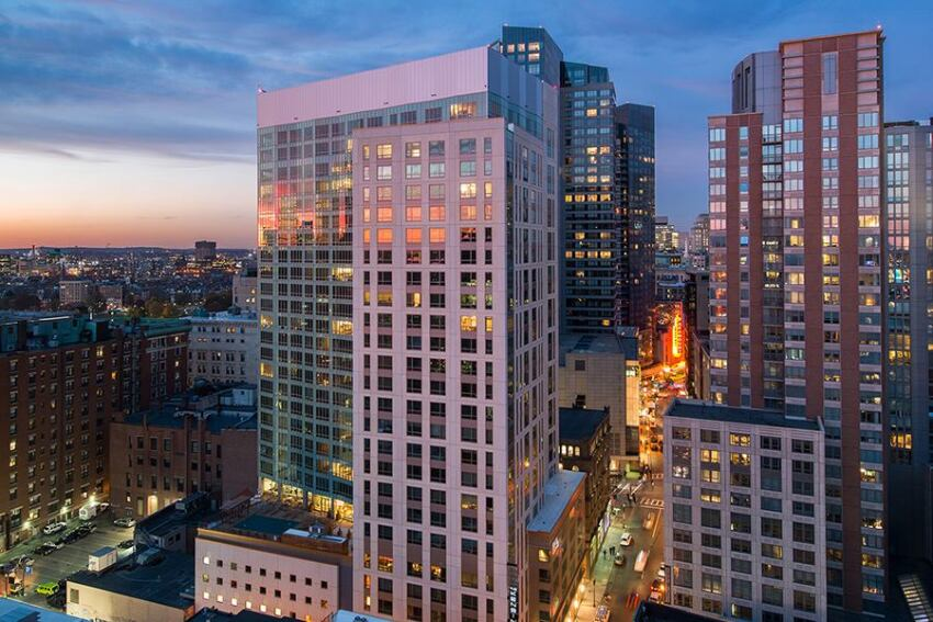 Boston High-Rise Soars as Post-Recession Success Story