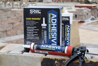 New Adhesive Technology from SRW Products