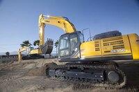KOBELCO's leading Tier IV Final SK350LC excavator