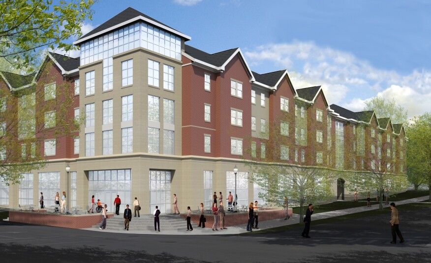 EdR, student housing, University of Kentucky, dorms, dormitory, public-private partnership