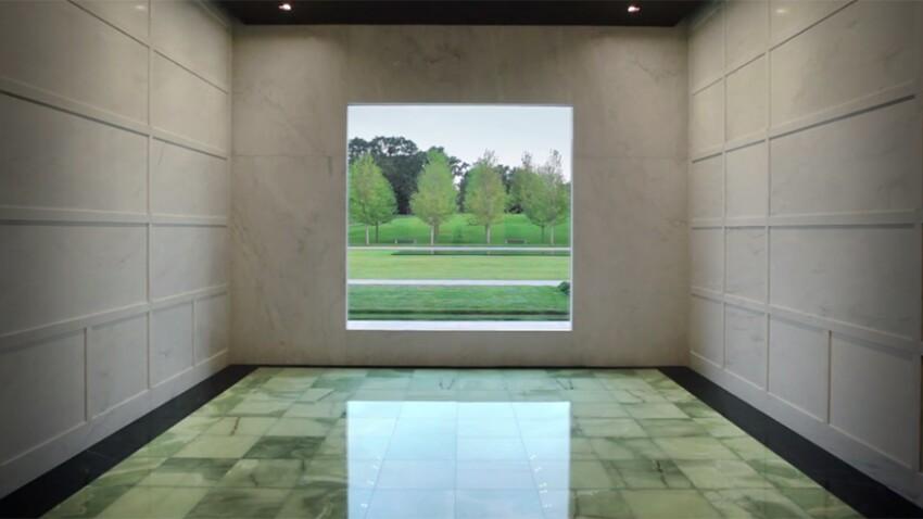 Lakewood Cemetery Garden Mausoleum - HGA