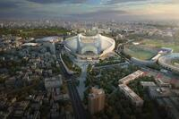 Zaha Hadid Architects Releases Statement on Budget Increase and Cancellation for Tokyo's New National Stadium