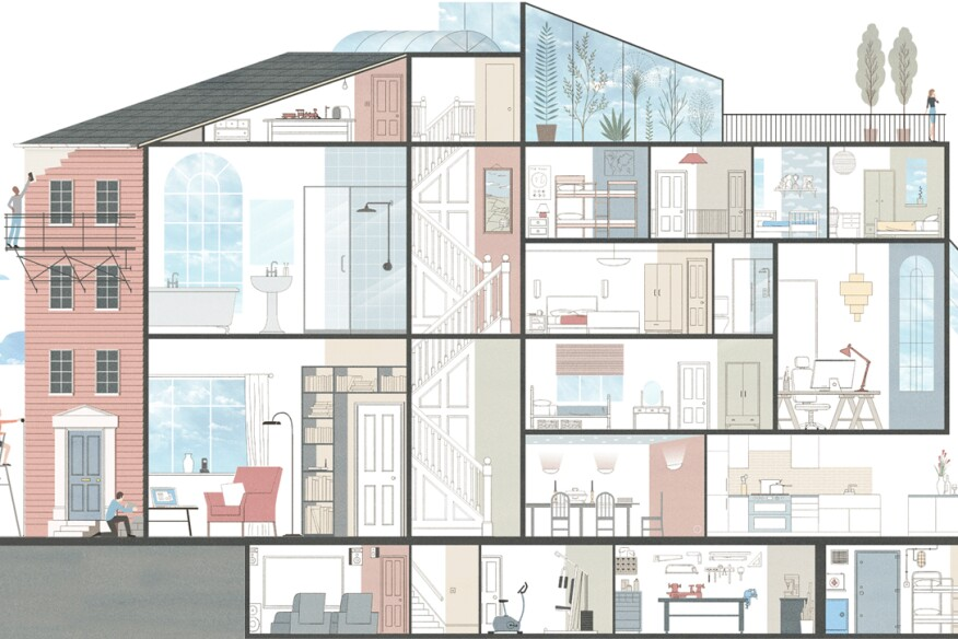 Aia home design trends survey q1 2015 builder magazine housing trends remodeling trends - Universal design for homes ...