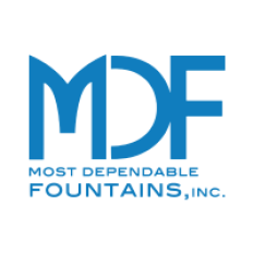 Most Dependable Fountains Logo