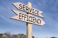 Service Efficiency