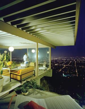 FILM    At an efficient 83 minutes long, Visual Acoustics: The Modernism of Julius Shulman is more a primer on the beloved photographer than a comprehensive look at someone who, over the course of six decades, created 260,000 prints, negatives, and transparencies and was the most important archiver of—and advocate for—20th century California architecture. Completed a year before Shulman died this past July, the documentary offers commentary by scholars, architects, friends, and fans, as well as too-fleeting glimpses of the photographer's work. Its heart, however, is Shulman himself, whose joy for his life calling is manifest. At press time, the film was being screened in Chicago, San Francisco, and Washington, D.C.  juliusshulmanfilm.com