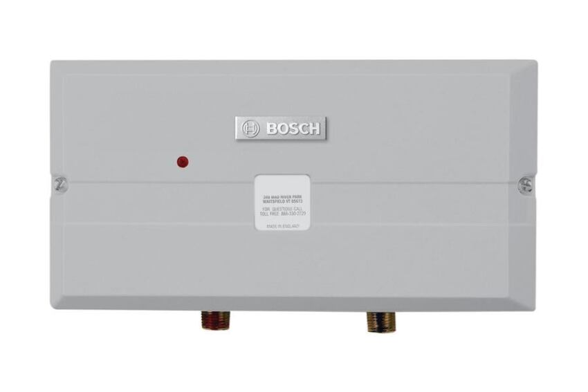 Tankless Water Heaters from Bosch