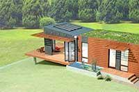 Michelle Kaufmann Unveils Zero-Energy Prefab House