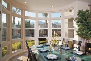 SunCoatMAX Low-E Insulating Glass Windows by Milgard
