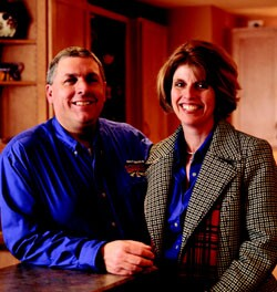 "The ""Big One"" almost landed on Joe and Cindy Roeser, whose St. Louis remodeling company took on a $900,000 job about four years ago."