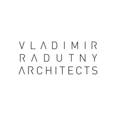 Vladimir Radutny Architects Logo