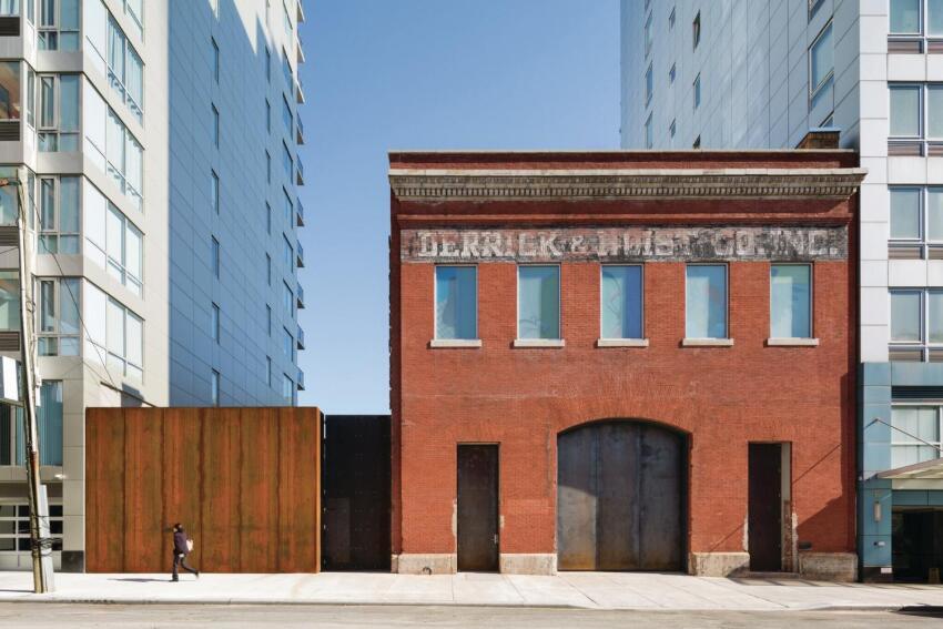 SculptureCenter Renovation and Expansion