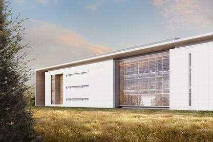 New Central Office Building For International Automotive Company