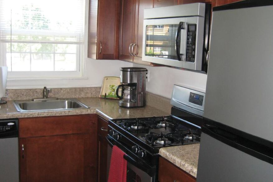 Home Properties is focusing on kitchen upgrades to help increase rents in newly renovated units.