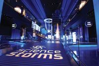 Commendable Achievement, Exhibit Lighting - Science Storms, Museum of Science and Industry, Chicago