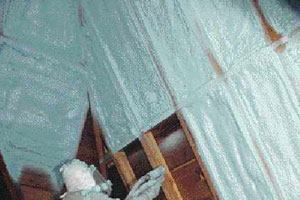 Insulating Unvented Attics With Spray Foam