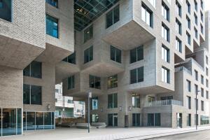 DNB Bank Headquarters, Oslo, Norway.