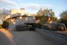 Frank Lloyd Wright's Arizona Family Residence Faces Preservation Battle