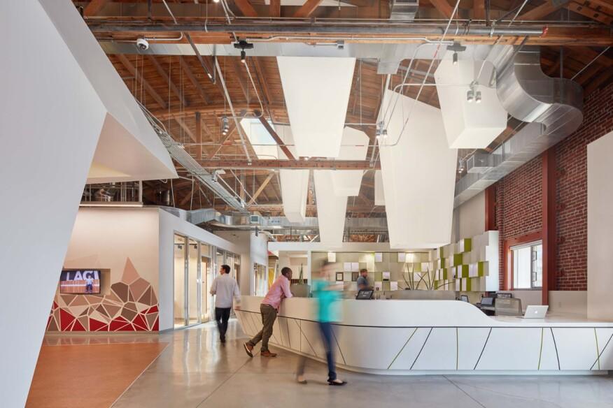 La Kretz Innovation Campus + Arts District Park—Los Angeles, CA