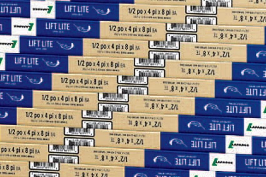 Lafarge North America LiftLite