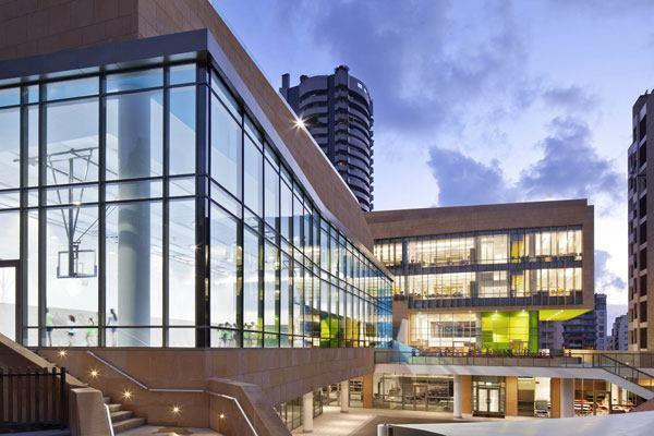 New Classroom Building, International College, Beirut