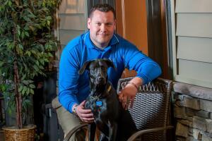 Brian Buresh, owner, Buresh Home Solutions